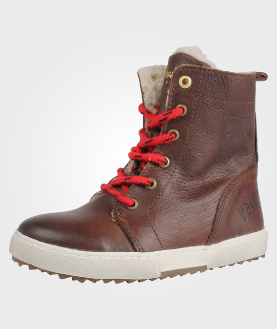 pantofoladoro Novora High JR After Dark Brown