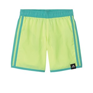 Image of adidas Performance 3 Stripes Shorts Lime 13-14 years (164 cm) (1765767)