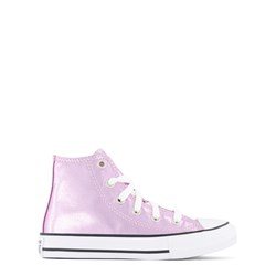 Converse Chuck Taylor All Star Hi Tops Sneakers Pink Metallic