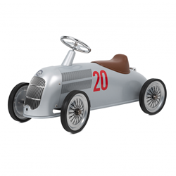 Baghera Rider Mercedes W25 Silver Arrow
