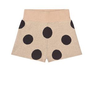 Image of Maed for Mini Bubbly Bunting Shorts Beige 1 år (1835837)