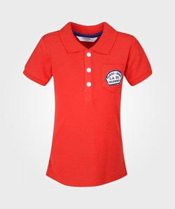 Guess SS Polo Red