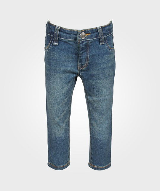 Guess 5 PKT Pant Jolly Blue
