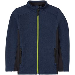 Spyder Encore Full Zip Sweater Blue