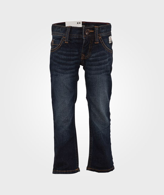 Mexx Kids Boys Pant Denims Denim Dark Blue Blue