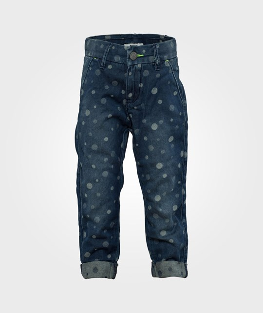 Mexx Kids Girls Pant Woven Blue Ocean Denim Blue