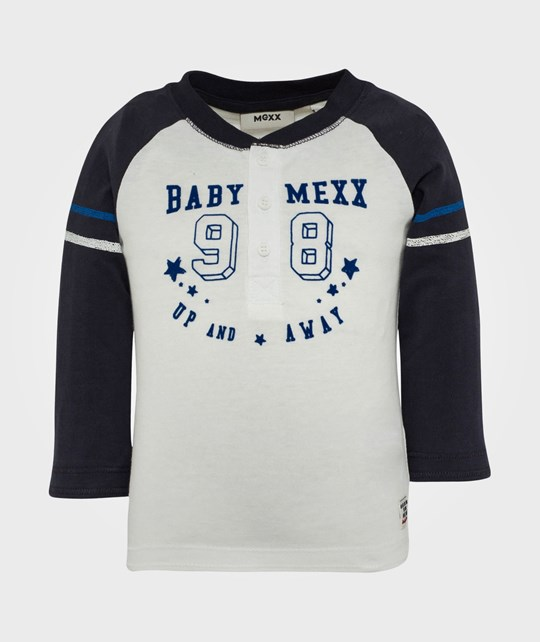 Mexx Baby Boys T-Shirt C&S Dark Blue Stone Blue