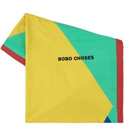 Bobo Choses Geometric Towel Green