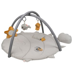 Image of Done by Deer Activity Play mat Sea friends Grey one size (1869994)