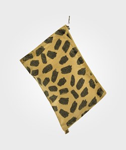 Bobo Choses Pencil Pouch Leopard Print Yellow