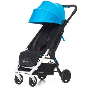 Image of Ergobaby Metro Compact City Klapvogn Blå One Size (1248617)