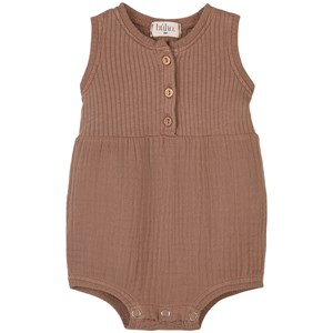 Image of búho Bambi Romper Cocoa 24 mdr (1793631)
