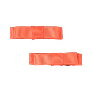 Image of Jacadi 2 Pack of Red and Pink Hair Clips one size (1865926)