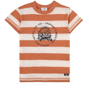 Image of Hust&Claire Ask T-shirt Henna 98 cm (2-3 år) (1844788)