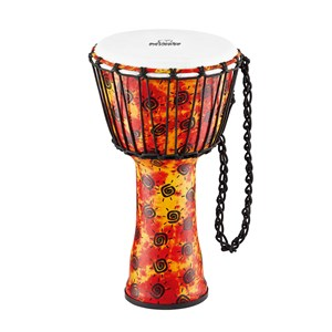 "Image of NINO® Percussion Rope Tuned Synthetic Djembe 10"""" 5+ years (1695379)"