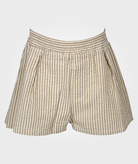 Shampoodle Boxer Shorts Creme/Brown