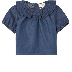 Image of Louis Louise Andree Chambray Bluse Blå 12 mdr (1844246)