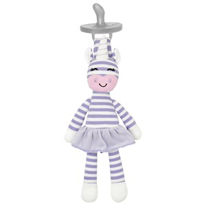 Image of Apple Park Pacifier Buddies, Cupcake the unicorn 0 - 12 mdr. (1876096)
