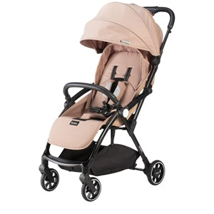 Image of Leclerc Baby Magic Fold Plus Klapvogn Beige one size (1874038)