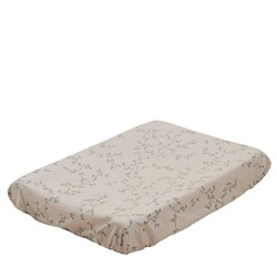 garbo&friends Botany Changing Pad Cover Beige