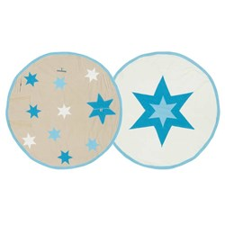 Lodger Wrapper Fleece Basic Stars