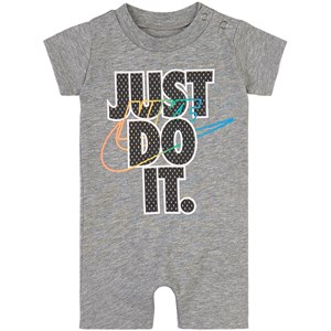 Image of NIKE Just Do It Romper Grå 0-3 months (1871583)