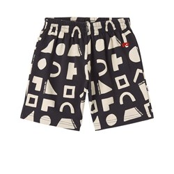 Beau Loves Positive Thoughts Shorts Black