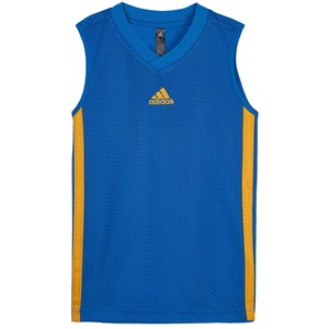 Image of adidas Performance 3 Stripes Tank Top Blå 13-14 years (164 cm) (1765668)