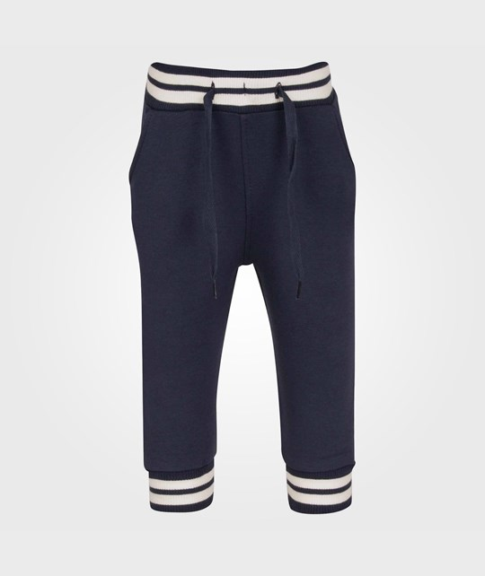 Name it Robbie Sweatpant Dress Blues Blue