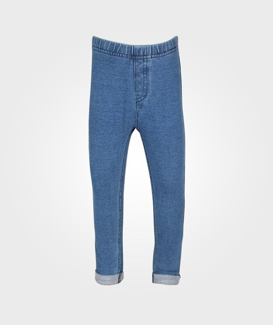 Name it Jessie Mini Legging Dk Blue Denim Blue
