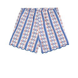Hello Simone Ourson Shorts Glycine