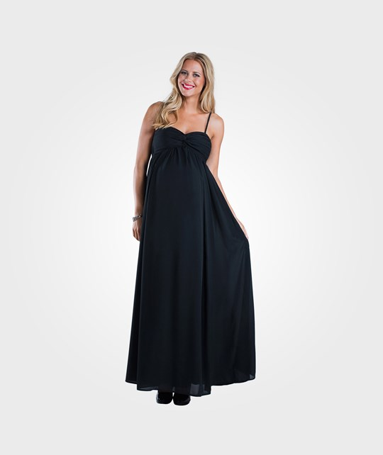 Mom2Mom Maxidress Romantic Black Black