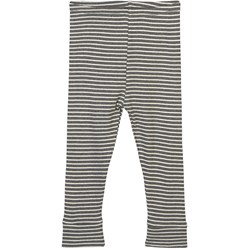 Play Up Jersey Leggings Gray