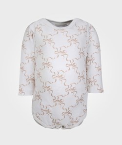 LIVLY(anv ej) Body White/Bow And Lace Print