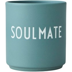 Design Letters Soulmate Favorite Cup Green