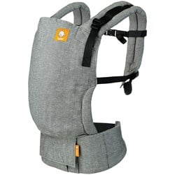 Baby Tula Tula Free-To-Grow Linen Baby Carrier Ash