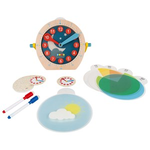 Image of Janod Essentielle - Learn to tell the time Ur 5 - 8 years (1875058)