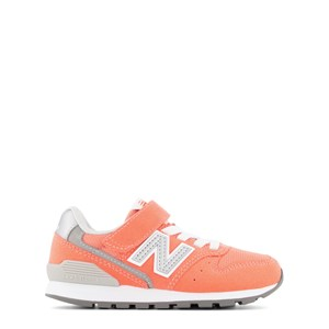 Image of New Balance Coral Pink and Silver Trainers 28 (UK 10) (1808326)