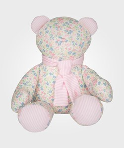 Ralph Lauren ACCESSORIE FLORAL BEAR PP White Multi