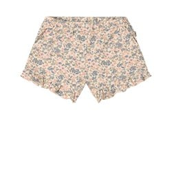Wheat Viana Shorts Flowers and Seashells