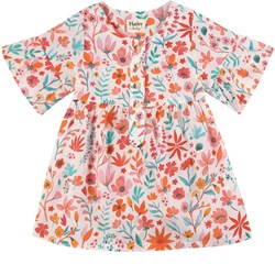 Hatley Summer Blooms Dolly Klänning Rosa