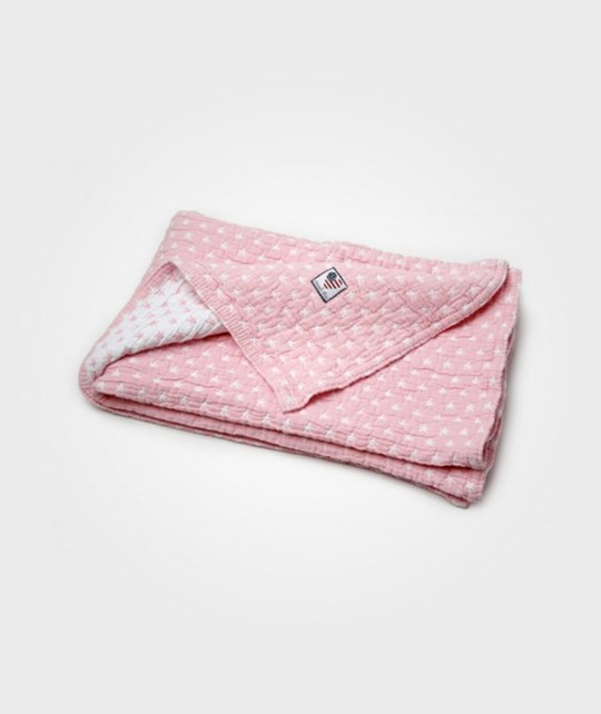 Lexington American Sailor Bedspread Pink/White Star 90x110 Pink