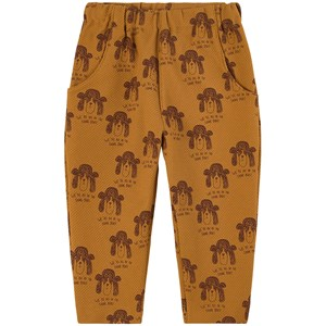 Image of MAINIO In the Same Boat Sweatpants Golden Brown 86/92 cm (1750230)
