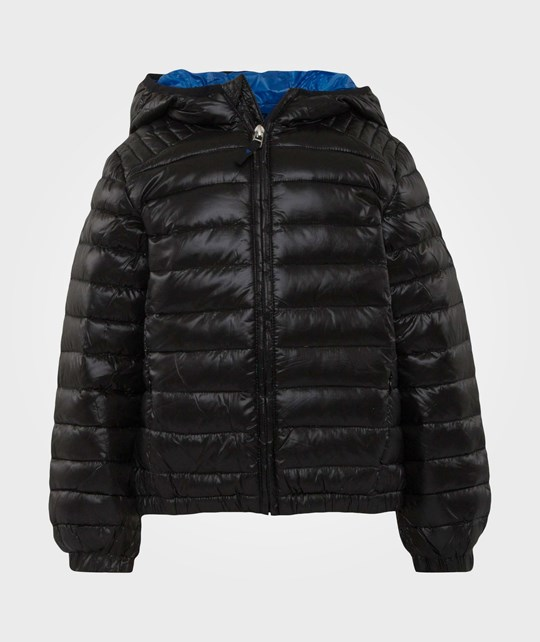 Guess LS Down Jacket Black Black