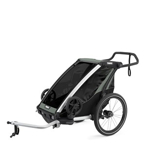 Image of Thule Chariot Lite 1 Cykelvogn Agave one size (1887957)