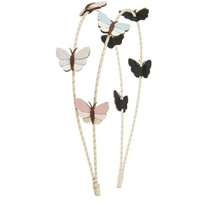 Image of Mimi & Lula Butterfly Double Alice Band one size (1736536)