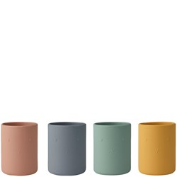 Liewood 4-Pack Ethan Cups Pink Mix