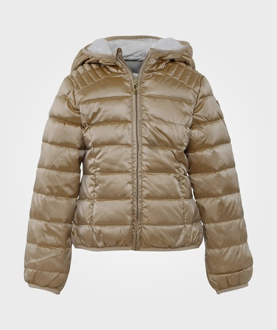 Guess LS Down Jacket Gold Gold
