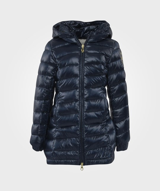 Guess LS Down Jacket Prussian Blue Blue