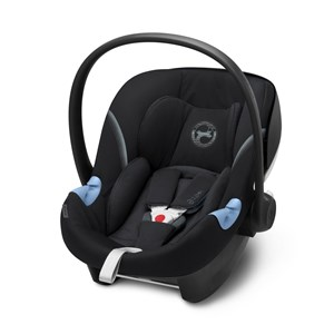 Image of Cybex Aton M i-Size Infant Carrier Deep Black one size (1877123)